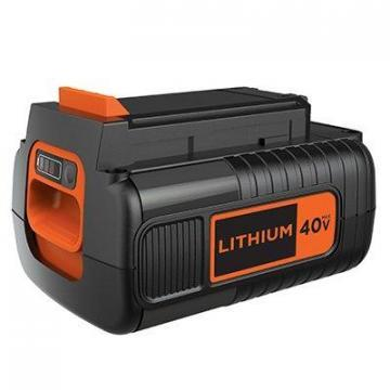 Black & Decker Max Lithium Ion Battery Pack, 40V