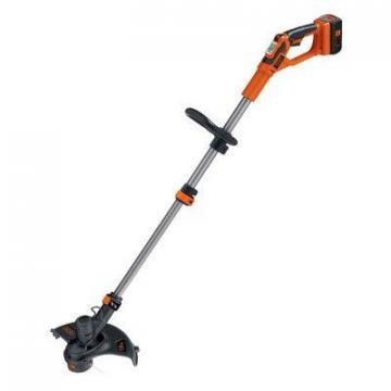 Black & Decker Cordless Grass String Trimmer, 40V Lithium-Ion Battery