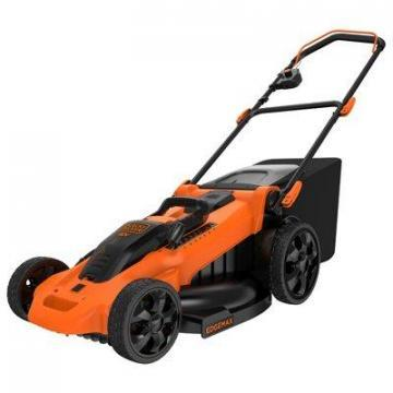 Black & Decker Cordless Electric Lawn Mower, 40V Battery, 20""