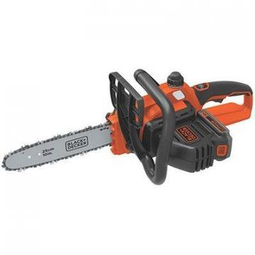 Black & Decker Chainsaw, Cordless, 20V, 10""