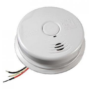 Kidde Smoke Alarm, AC/DC Powered