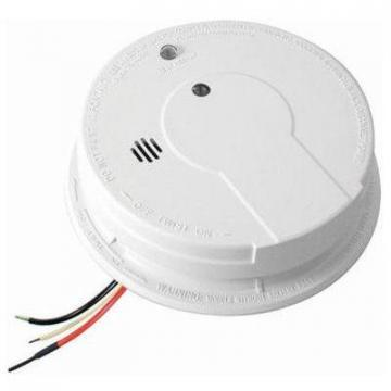 Kidde Pro Premium Smoke Detector, 120V AC With 9V DC Battery Back Up