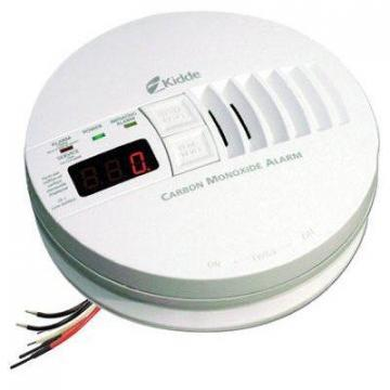 Kidde AC Digital Carbon Monoxide Alarm
