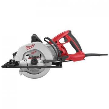 Milwaukee Tool Worm Drive Circular Saw, 4,400rpm, 7-1/4""