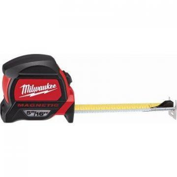 Milwaukee Tool Magnetic Tape Measure, 16ft