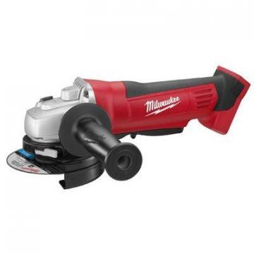 "Milwaukee Tool M18 Lithium-Ion Cut-Off/Grinder, 4-1/2"", 18V"