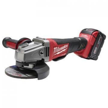 Milwaukee Tool M18 Fuel Grinder, Paddle Switch No-Lock Kit, 18V, 4.5 to 5""