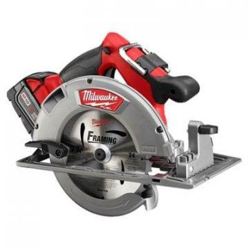 Milwaukee Tool M18 Fuel Circular Saw Kit, 18V, 7.25""