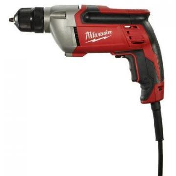 Milwaukee Tool Drill, 8A, Variable-Speeds, 3/8""