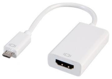 Pro Signal MHL to HDMI Adaptor - White