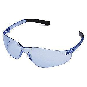Condor Wasko Scratch-Resistant Safety Glasses, Light Blue Lens Color