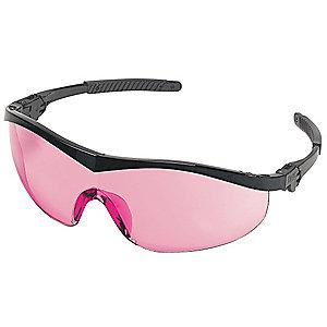 Condor Thunder Scratch-Resistant Safety Glasses, Vermillion Lens Color