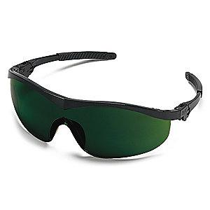 Condor Thunder Scratch-Resistant Safety Glasses, Shade 5.0 Lens Color