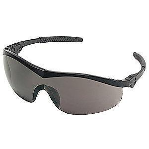 Condor Thunder Scratch-Resistant Safety Glasses, Gray Lens Color