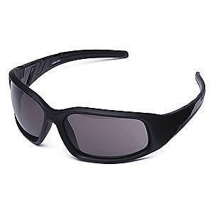 Condor Sook Scratch-Resistant Safety Glasses, Smoke Lens Color