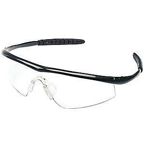 Condor Quake Scratch-Resistant Safety Glasses, Clear Lens Color