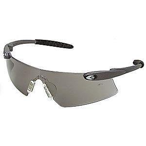 Condor Persuader Scratch-Resistant Safety Glasses, Gray Lens Color