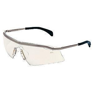 Condor Persuader Metal Scratch-Resistant Safety Glasses, Indoor/Outdoor Lens Col