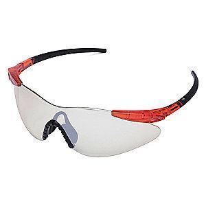 Condor Persuader II Scratch-Resistant Safety Glasses, Indoor/Outdoor Lens Color