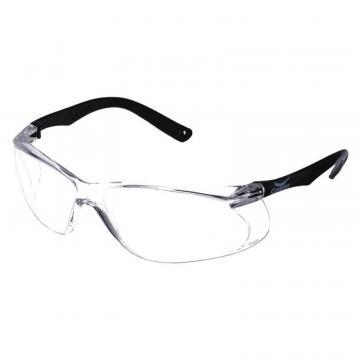 Condor Jbird Anti-Fog Safety Glasses, Clear Lens Color