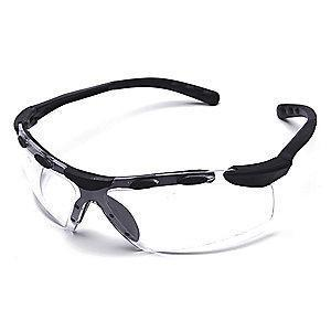 Condor Enticer Scratch-Resistant Safety Glasses, Clear Lens Color