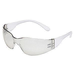 Condor Mini V Scratch-Resistant Safety Glasses, Indoor/Outdoor Lens Color