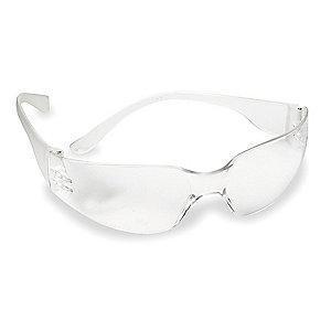 Condor Mini V Scratch-Resistant Safety Glasses, Clear Lens Color