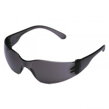 Condor Mini V Anti-Fog Safety Glasses, Gray Lens Color