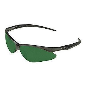 Jackson Safety V30 Nemesis Scratch-Resistant Safety Glasses, Shade 5.0
