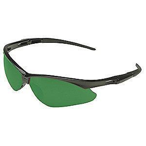 Jackson Safety V30 Nemesis Scratch-Resistant Safety Glasses, Shade 3.0