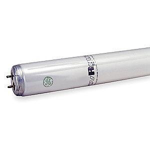 "GE 48"" 40W Linear Fluorescent Lamp, T12, Medium Bi-Pin (G13), 2180 lm, 5000K"