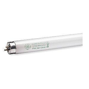 "GE 48"" 32W Linear Fluorescent Lamp, T8, Medium Bi-Pin (G13), 3100 lm, 4100K"