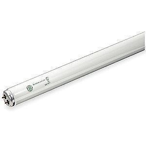 GE 32W Linear Fluorescent Lamp, T12, Medium Bi-Pin (G13), 2900 lm, 3500K