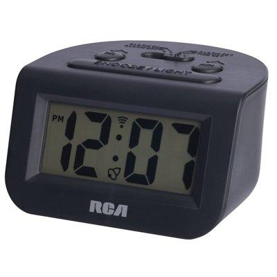 RCA Alarm Clock, Backlight Snooze