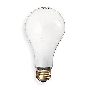 GE 89/100W Incandescent Lamp, A19, Medium Screw (E26), 1070/813 lm, 2800K