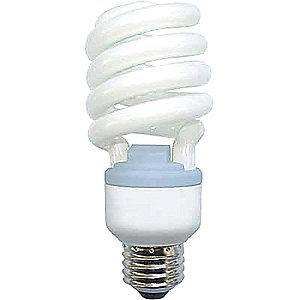 GE 26W Screw-In CFL, T3, Medium Screw (E26), 1570 lm, 2500K