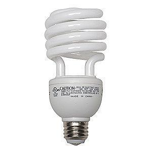 GE 16/25/32W Screw-In CFL, T3, Medium Screw (E26), 600/1600/2150 lm, 2700K
