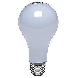 GE 150W Incandescent Lamp, A21, Medium Screw (E26), 750 lm, 2950K