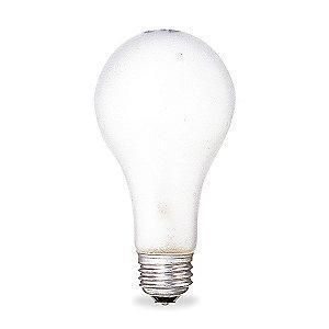 GE 150W Incandescent Lamp, A21, Medium Screw (E26), 2680 lm, 3000K