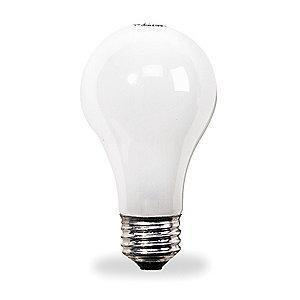 GE 100W Incandescent Lamp, A19, Medium Screw (E26), 1330 lm