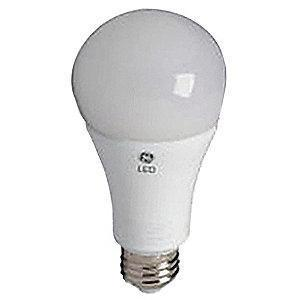 GE 10.0W LED Lamp, A19, Medium Screw (E26), 800 lm, 3000K