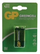 GP GreenCell X-Heavy Duty 9V Battery