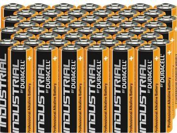 Duracell Industrial AAA Batteries 1190 Pack (Bulk)