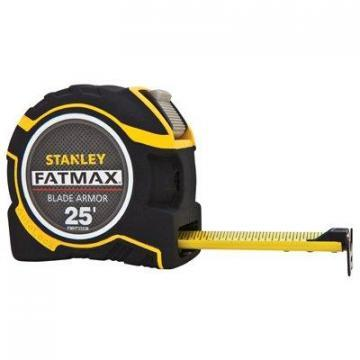 "Stanley Fatmax Tape Rule, Auto Lock, 1-1/4"" x 25-Ft."