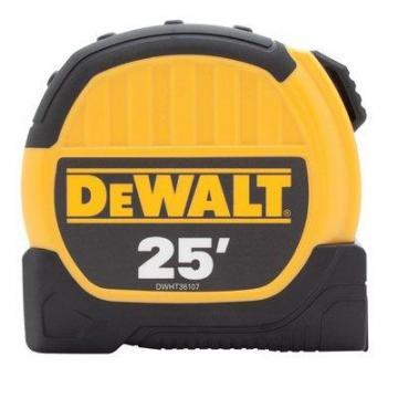 DeWalt Tape Measure, 25-Ft.