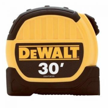 DeWalt Tape Measure, 30-Ft.