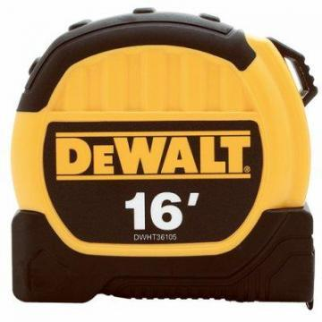 DeWalt Tape Measure, 16-Ft.