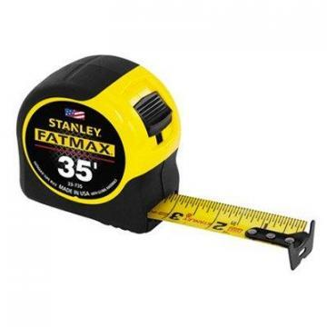 Stanley Fatmax Tape Measure, 35-Ft. x 1-1/4""