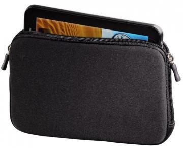 "Hama Tab Neoprene Sleeve for 7"" Tablet PCs Black"