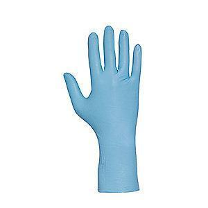 "Microflex 12"" Unlined Nitrile Disposable Gloves, Blue, Size  M, 50PK"